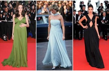 Os melhores looks de sempre do Festival de Cannes
