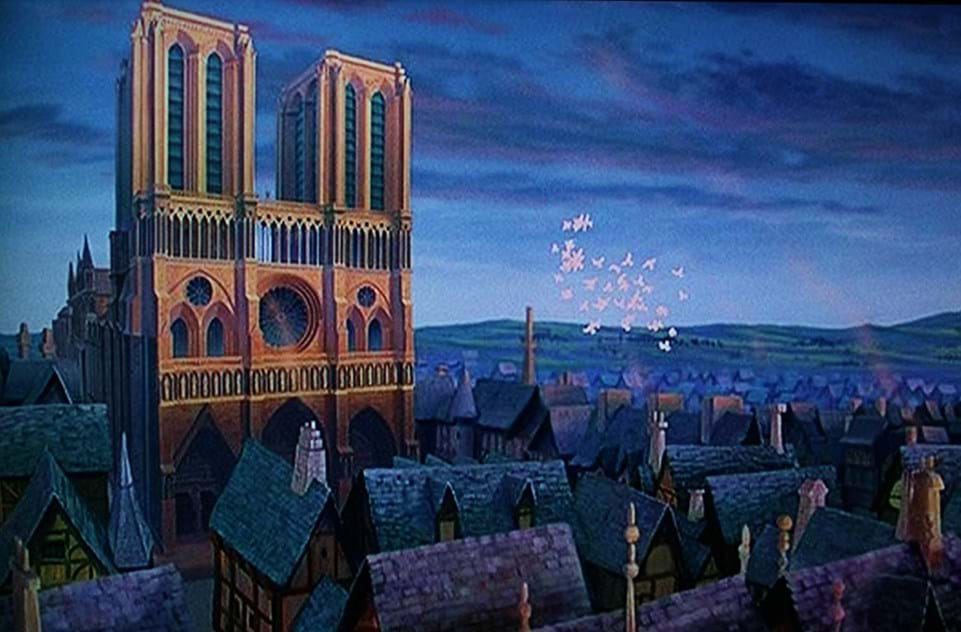 'The Hunchback of Notre-Dame' (1996)