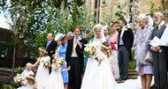 O casamento real de Lady Gabriella Windsor