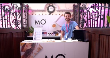 MoCoffee no Máxima Beauty Summit 2019