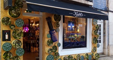 Kiehl's volta a lançar programa Recycle and Be Rewarded