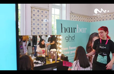 HairBar no Máxima Beauty Summit 2019