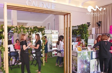 Caudalie no Máxima Beauty Summit 2019