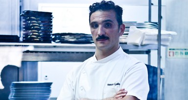 Vasco Lello é o novo chef do Sea Me - Peixaria Moderna