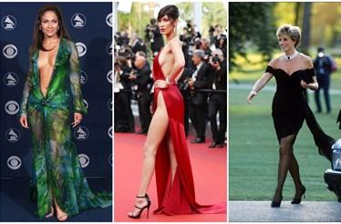 Os vestidos mais escandalosos da história