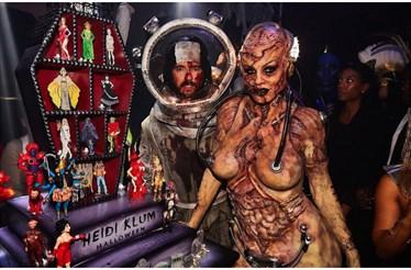 Os melhores disfarces de Halloween das celebridades