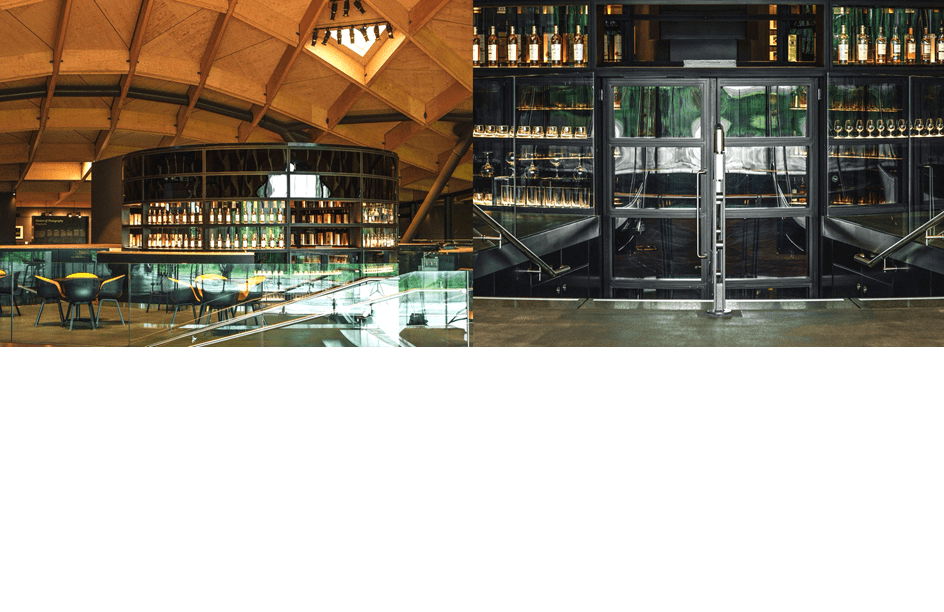 The Macallan Distillery Experience em Easter Elchies, na Escócia