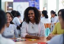 Michelle Obama lança batom de €10
