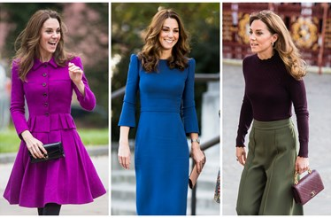 As 36 marcas favoritas de Kate Middleton