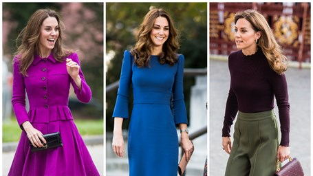 As 36 marcas favoritas de Kate Middleton