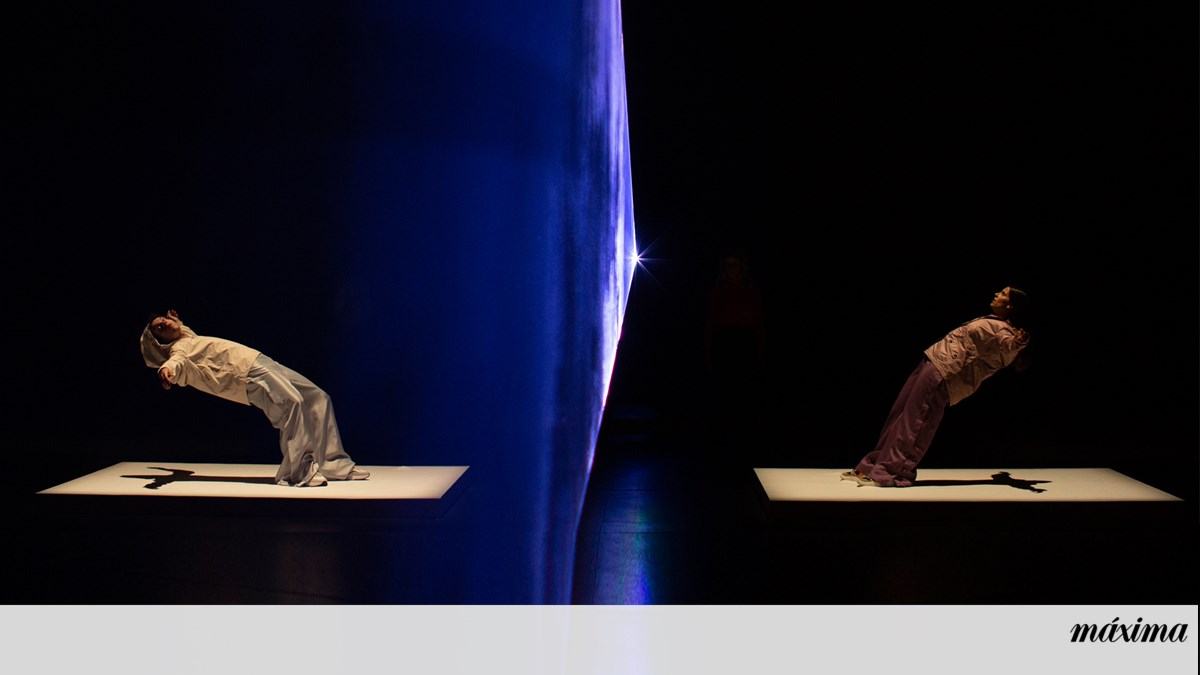Hanging bodies and laser beams, 'Romeo and Juliet' arrives today at the National Theater ...