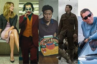 A lista completa dos vencedores dos Óscares 2020