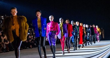 Saint Laurent deixa a Semana da Moda de Paris