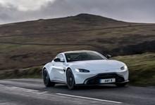 Testei um Aston Martin Vantage. Isto foi o que aconteceu