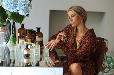 Azzi Glasser, a perfumista privada das celebridades