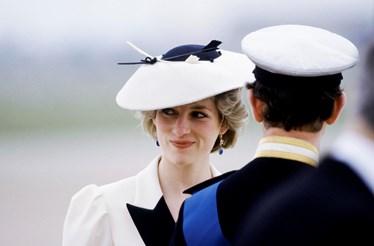 Diana, uma princesa em tudo distinta