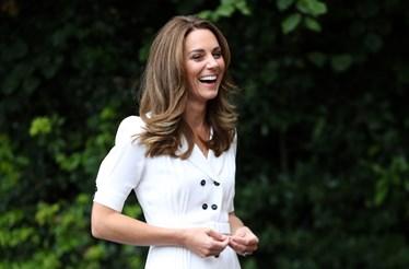 Kate Middleton usou um vestido da Zara (que custa menos de €15)