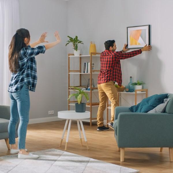 Quatro formas de reinventar pequenos espaços em casa