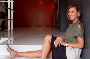 Fátima Lopes e a importância de se ouvirem os sinais do corpo